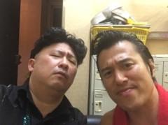 アントニオ小猪木 公式ブログ/前田日明モノマネ! 画像1