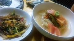 アントニオ小猪木 公式ブログ/冷麺とチャプチェ 画像1