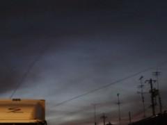 アントニオ小猪木 公式ブログ/変な雲 画像1