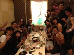 アントニオ小猪木 公式ブログ/おめでとう会出席! 画像1