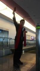 アントニオ小猪木 公式ブログ/韓国から帰国 画像1