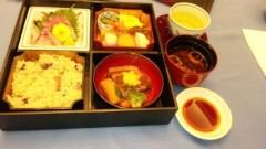 アントニオ小猪木 公式ブログ/長崎のホテルでの食事 画像1