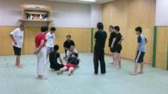 アントニオ小猪木 公式ブログ/夏の関節技セミナー 画像1