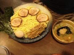 アントニオ小猪木 公式ブログ/チャーシューつけ麺 画像1
