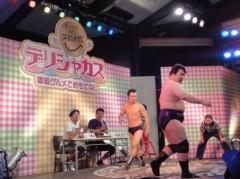 アントニオ小猪木 公式ブログ/赤坂サカスで西口プロレス 画像1
