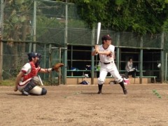アントニオ小猪木 公式ブログ/大炎天下の草野球 画像1