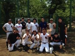 アントニオ小猪木 公式ブログ/一丸野球を目指したい 画像1
