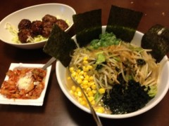 アントニオ小猪木 公式ブログ/風邪には熱々野菜ラーメン 画像1