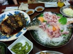 アントニオ小猪木 公式ブログ/鯉料理 画像1