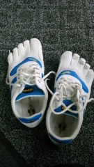 アントニオ小猪木 公式ブログ/ヘンな靴 画像1