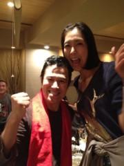 アントニオ小猪木 公式ブログ/大林素子さんとの再会 画像1
