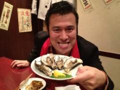 アントニオ小猪木 公式ブログ/広島で牡蠣三昧 画像1