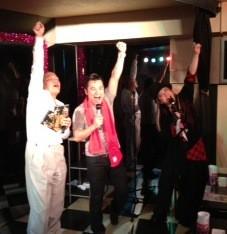 アントニオ小猪木 公式ブログ/名古屋のステージ乱入! 画像1