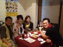 アントニオ小猪木 公式ブログ/仲本夫妻と川中美幸さんと 画像1