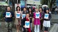 アントニオ小猪木 公式ブログ/雨の募金活動 画像1