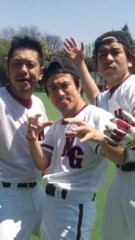 アントニオ小猪木 公式ブログ/春の草野球 画像1