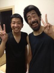 アントニオ小猪木 公式ブログ/脇役の芸人二人と 画像1