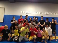 アントニオ小猪木 公式ブログ/格闘フィットネス記念写真 画像1