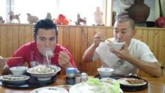 アントニオ小猪木 公式ブログ/餃子丼 画像1
