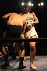 アントニオ小猪木 公式ブログ/長野美香戦第2R! 画像1