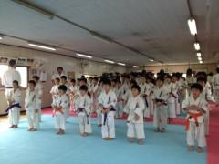 アントニオ小猪木 公式ブログ/実武道会館鏡開き2013 画像1