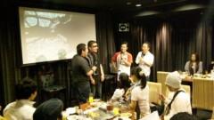 アントニオ小猪木 公式ブログ/仙台トークショー 画像1