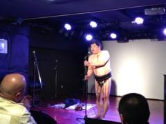 アントニオ小猪木 公式ブログ/裸芸人パーラー吉松さん 画像1