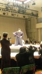 アントニオ小猪木 公式ブログ/佐山サトル演舞 画像1