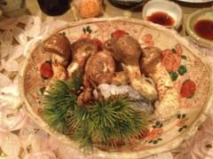 アントニオ小猪木 公式ブログ/豪快マツタケ登場! 画像1