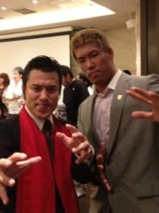 アントニオ小猪木 公式ブログ/ハンマーパンチ京太郎選手 画像1