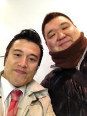 アントニオ小猪木 公式ブログ/さて大阪へ 画像1
