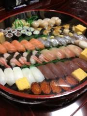 アントニオ小猪木 公式ブログ/寿司到着! 画像1