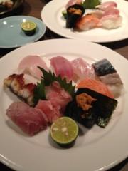 アントニオ小猪木 公式ブログ/寿司にすだち 画像1