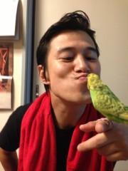 アントニオ小猪木 公式ブログ/よそのコとキス? 画像1