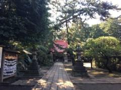 アントニオ小猪木 公式ブログ/天祖若宮八幡宮へ 画像1