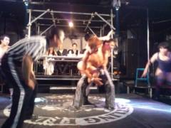 アントニオ小猪木 公式ブログ/マフミ結婚会でタッグ戦! 画像1