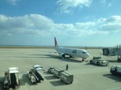 アントニオ小猪木 公式ブログ/北九州から帰京へ 画像1