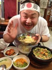 アントニオ小猪木 公式ブログ/つねおと韓国料理へ 画像1