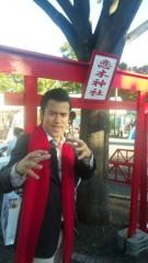 アントニオ小猪木 公式ブログ/東京に恋木神社 画像1
