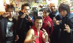 アントニオ小猪木 公式ブログ/バンドライブのゲストに 画像1
