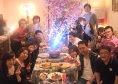 アントニオ小猪木 公式ブログ/春の韓国料理会の記念写真 画像1