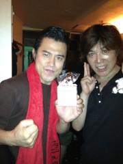 アントニオ小猪木 公式ブログ/餃子バーでもお祝い! 画像1