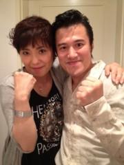 アントニオ小猪木 公式ブログ/真山葉瑠さん初登場! 画像1
