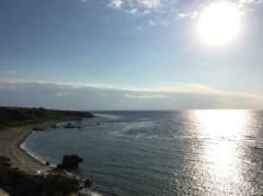 アントニオ小猪木 公式ブログ/沖永良部島の爽やかな海! 画像1