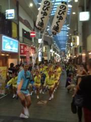 アントニオ小猪木 公式ブログ/高円寺の阿波踊り3 画像1
