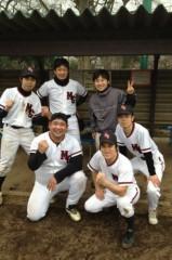 アントニオ小猪木 公式ブログ/6人野球!? 画像1