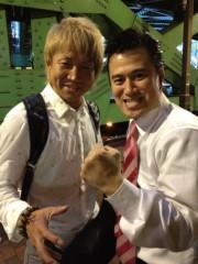 アントニオ小猪木 公式ブログ/日高郁人選手とバッタリ! 画像1