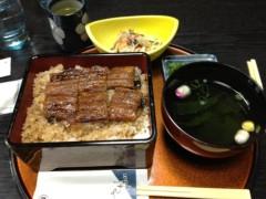 アントニオ小猪木 公式ブログ/元気回復うなぎ食事会 画像1