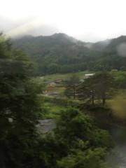 アントニオ小猪木 公式ブログ/高山からの移動の風景 画像1