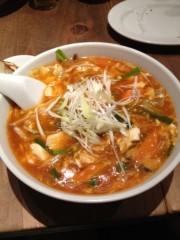 アントニオ小猪木 公式ブログ/夏の酸辣湯麺 画像1